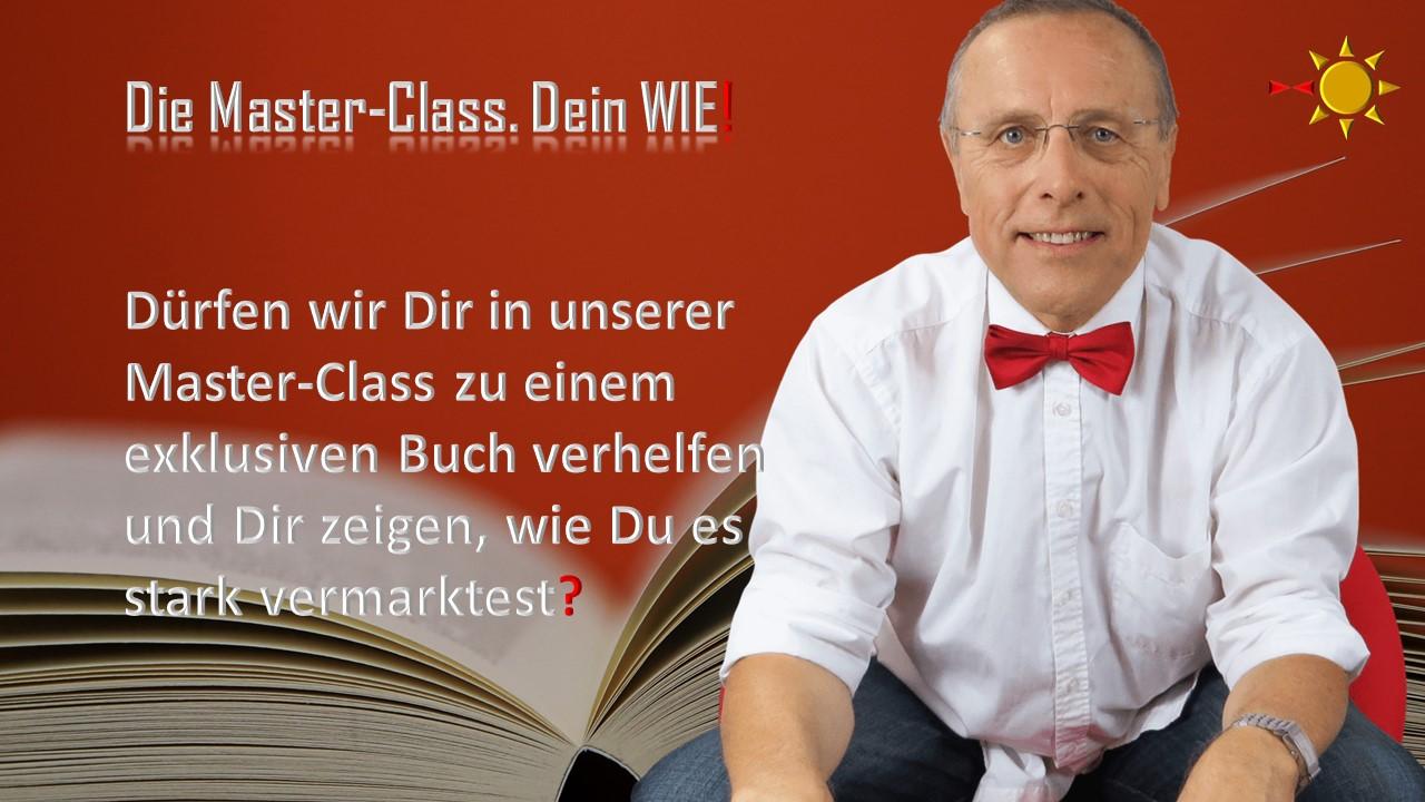 Autoren-Coaching Master Class
