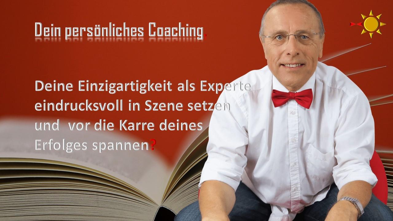 Autoren-Coaching Personal