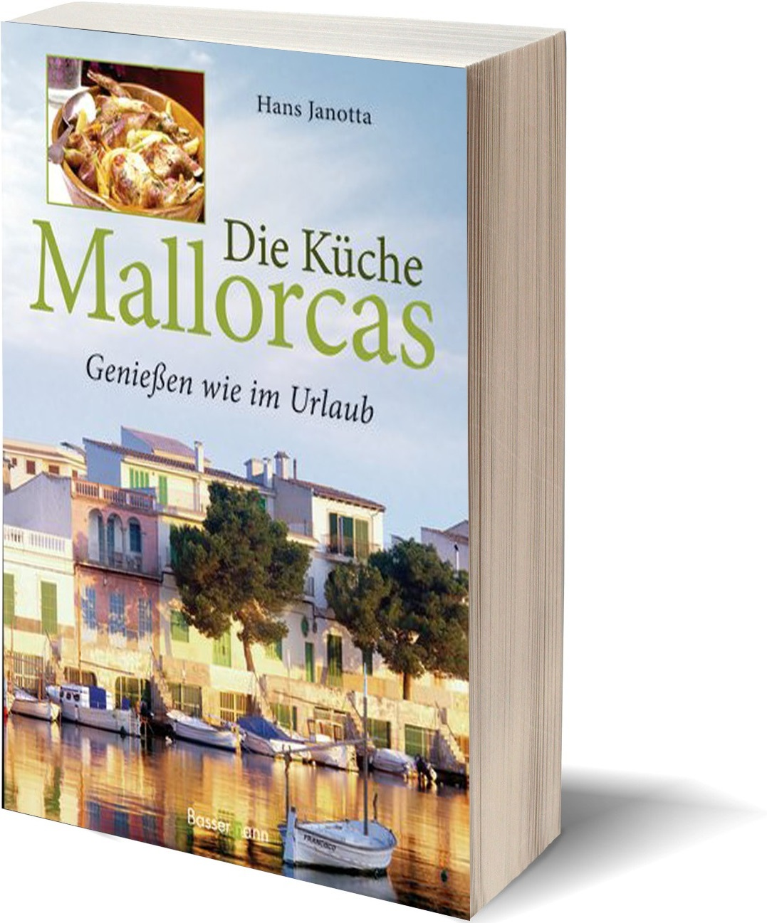 Kochbuch Mallorca