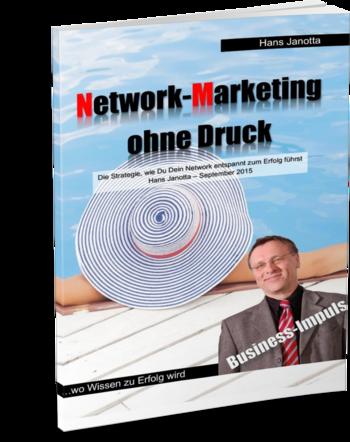 Network Marketing Druck