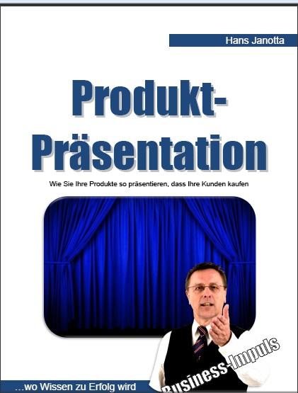 produkt präsentation verkaufen